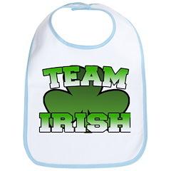 Team Irish Bib