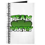 Team Patty Journal