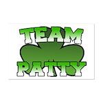 Team Patty Mini Poster Print