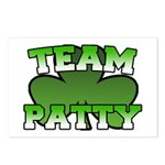 Team Patty Postcards (Package of 8)