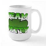 Team Patty Large Mug