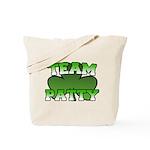 Team Patty Tote Bag
