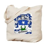 Hellmann Family Crest Tote Bag