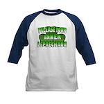 Release You Inner Leprechaun Kids Baseball Jersey