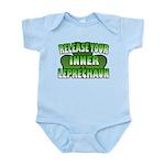 Release You Inner Leprechaun Infant Bodysuit