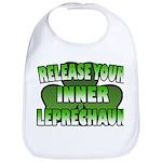 Release You Inner Leprechaun Bib