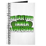 Release You Inner Leprechaun Journal
