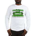Release You Inner Leprechaun Long Sleeve T-Shirt