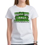 Release You Inner Leprechaun Women's T-Shirt