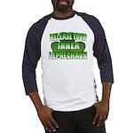 Release You Inner Leprechaun Baseball Jersey