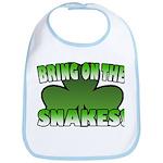 Bring on the Snakes Bib