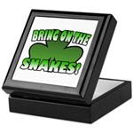 Bring on the Snakes Keepsake Box