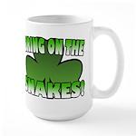 Bring on the Snakes Large Mug