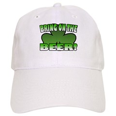 Bring on the Beer Baseball Cap