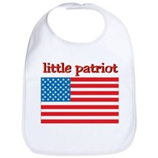 Little Patriot Bib
