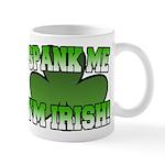 Spank Me I'm Irish Mug
