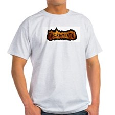 Sacramento Logo Ash Grey T-Shirt