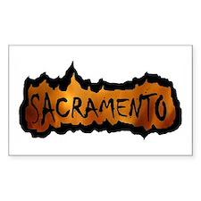 Sacramento Logo Sticker 1