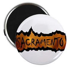 Sacramento Logo Magnet
