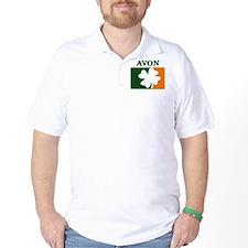 Avon Irish (orange) T-Shirt