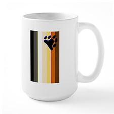 2 IMAGE VERTICAL BEAR PRIDE FLAG Mug