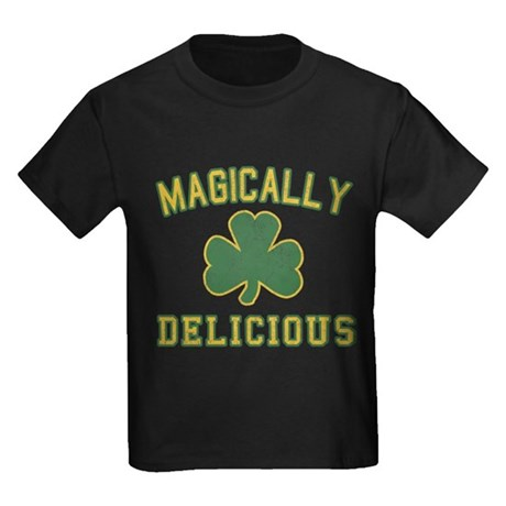 Magically Delicious Kids Dark T-Shirt