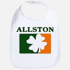 Allston Irish (orange) Bib