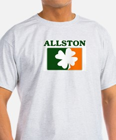 Allston Irish (orange) T-Shirt