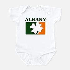 Albany Irish (orange) Infant Bodysuit