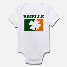 Brielle Irish (orange) Infant Bodysuit