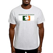 Croton-on-Hudson Irish (orang T-Shirt