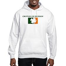 Croton-on-Hudson Irish (orang Hoodie