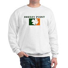 Breezy Point Irish (orange) Sweatshirt