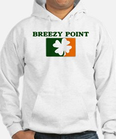 Breezy Point Irish (orange) Hoodie