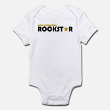 Coin Collecting Rockstar 2 Infant Bodysuit