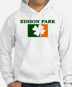 Edison Park Irish (orange) Hoodie