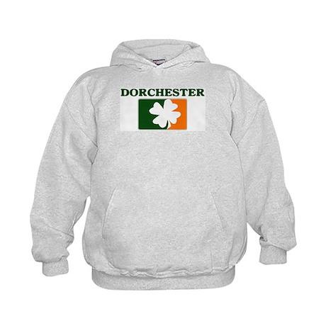 Dorchester Irish (orange) Kids Hoodie