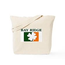 Bay Ridge Irish (orange) Tote Bag