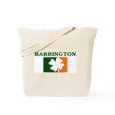 Barrington Irish (orange) Tote Bag