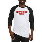 Information Mafia Baseball Jersey