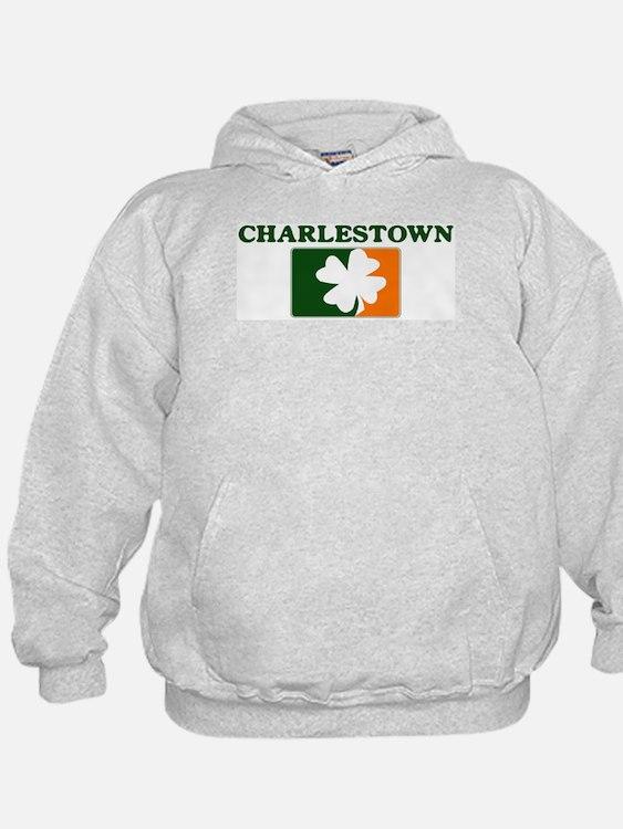 Charlestown Irish (orange) Hoodie