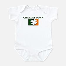 Charlestown Irish (orange) Infant Bodysuit