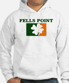 Fells Point Irish (orange) Hoodie