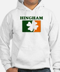 Hingham Irish (orange) Hoodie