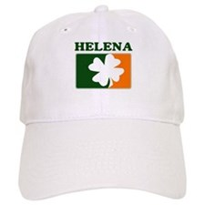 Helena Irish (orange) Baseball Cap