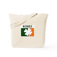 Kihei Irish (orange) Tote Bag