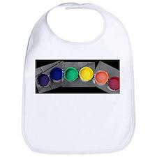 Paint Cans Bib
