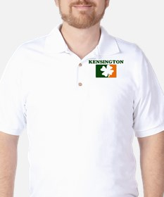 Kensington Irish (orange) Golf Shirt