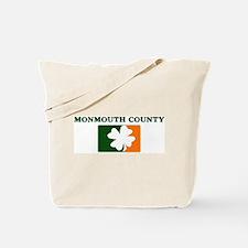 Monmouth County Irish (orange Tote Bag