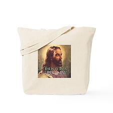 Cute Jews for jesus Tote Bag